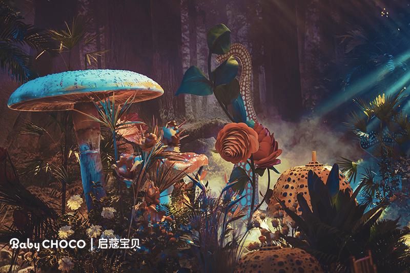 启蔻案例 | 棠果森林